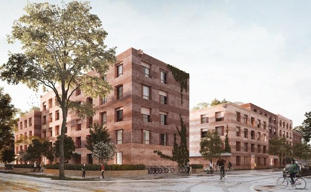Schlicksweg - Baufeld 3b und 4a in Hamburg