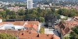Überbauung Pfauengarten Graz