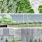 Drei 1. Preise in den Kategorien Städtebau, Bauingenieurwesen und Architektur