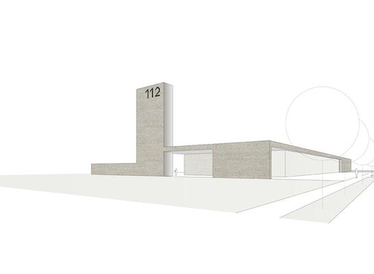 1. Preis Zuschlag: © von Scholley Architekten mit Reinboth Landschaftsarchitekten