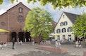 g2-Landschaftsarchitekten, Entwicklung Altstadt Oberkirch - Blick Kirchplatz