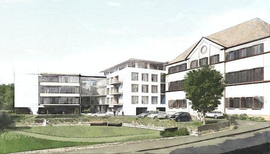 1. Rang: © stocker dewes architekten bda / Franz und Geyer Freie Architekten BDA dwb