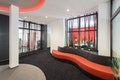 KASEL Innenarchitekten Sitzbank Planung Kundencenter Bankdesign Bürodesign