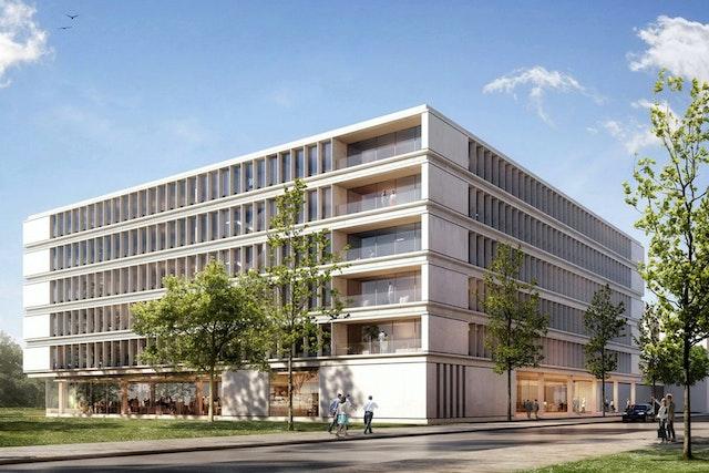 NDR Funkhaus Lokstedt – Neubau eines Verwaltungs- und Produktionsgebäudes in Hamburg