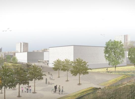 1. Preis: © Eßmann l Gärtner l Nieper l Architekten GbR / RSP Freiraum GmbH