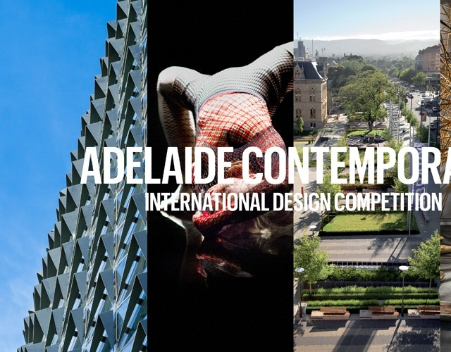 Adelaide Contemporary International Design Competition