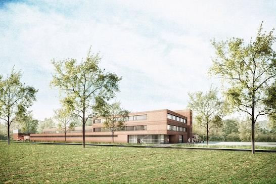 hks | architekten, Wettbewerb, Feuerwache Wegberg