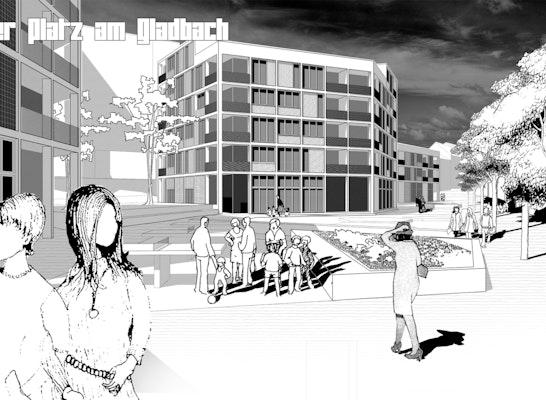 1. Preis Architektur: © Florian Krieg, Martina Jany
