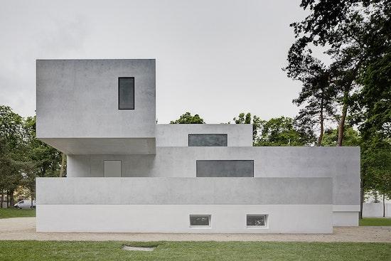 Gewinner: Neue Meisterhäuser Dessau, Bruno Fioretti Marquez Architekten, ASP planen + bauen GmbH, Passau Ingenieure GmbH, Uwe Merz, © Bruno Fioretti Marquez Architekten / Foto: Christoph Rokitta
