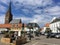 Temporäre Umgestaltung des Stadtplatzes Axeltorv