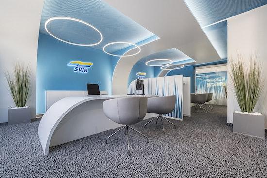 KASEL Innenarchitekten Leipzig_Innenarchitektur + Lichtdesign_Bürodesign