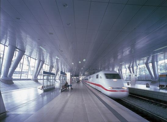 Projekt Fernbahnhof Flughafen Frankfurt Am Main Competitionline