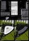 Fassadendetails, Grundriss UG, Dachaufsicht