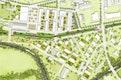 Auwiesensiedlung Lageplan 1:500