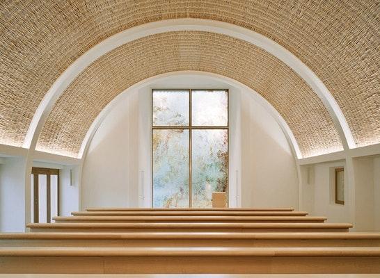 Hugo-Häring-Preis 2012: Sanierung und Umbau der Aussegnungshalle auf dem Waldfriedhof, Aalen