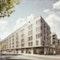 Urbane Mischung von Wohnen und Gewerbe für Düsseldorf-Oberbilk