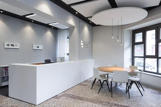 KASEL Innenarchitekten Leipzig Büros + Veranstaltungsräume Architektenkammer Leipzig