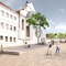 Ludwig-Auer-Platz © capattistaubach