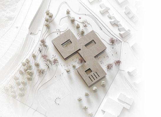 1. Preis Zuschlag: © dürschinger architekten