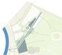 """Zentrale Wasserachse als konzeptionelles """"Rückgrat"""" des Entwurfs"""
