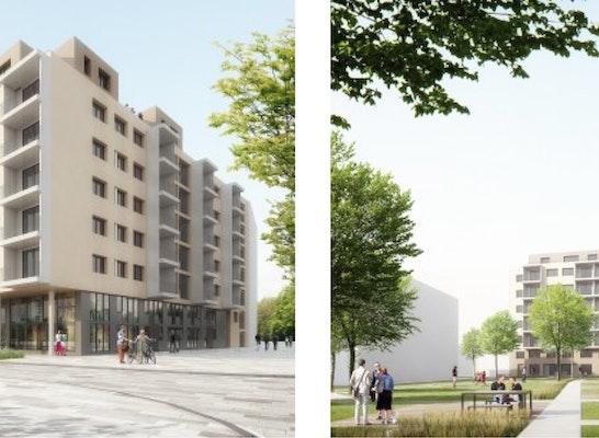 Bank Austria Real Invest Immobilien - Kapitalanlage GmbH / Duda, Testor. Architektur ZT GmbH / PlanSinn