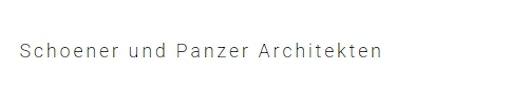 Schoener und Panzer Architekten BDA