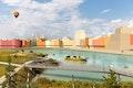 Prospekt geschlossene Norduferbebauung Seeterrassen Quartier