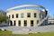 Neubau einer Dreifeldhalle mit Pädagogischem Zentrum und Mensa,  Schulzentrum Weberstraße in Neuss