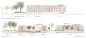 czerner göttsch architekten: Ansicht Süd_Ost
