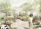 """Perspektive """"Garten der Gärten"""""""