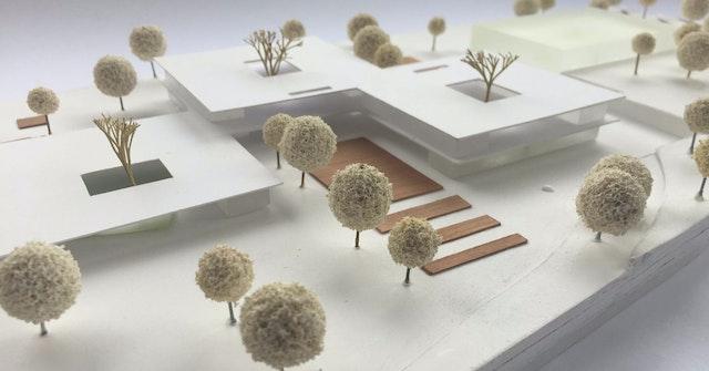 Neubau einer Grundschule im Stadtteil Bellevue in Schweinfurt