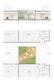 Lageplan und Schnitt offener Innenhof im OG (Originalmaßstab 1:200)
