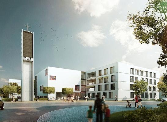© Sacker Architekten, Henne Korn Freie Landschaftsarchitekten