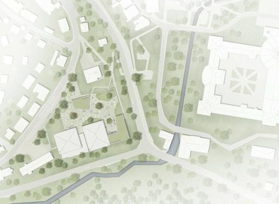1. Preis: bemv architekten, freiburg - 1. Preis