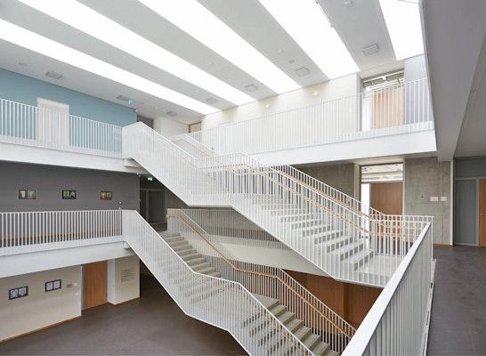 IGS Rülzheim, Foyer