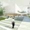Erweiterungsbau mit Museumsvorplatz