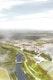 Blick über den Uferpark Zschopauaue