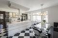 KASEL Innenarchitekten Umgestaltung Villa im Art Deco Stil Küchenplanung Interior Design