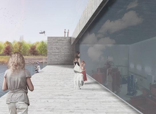Preis: Einer von zwei Preisen: Antonia Blaer, Projekt h2eau