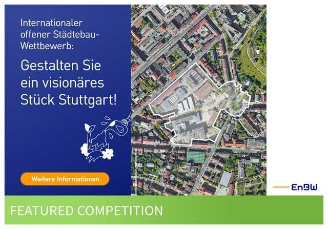 Ein gutes Stück Stuttgart. Der neue Stöckach. Städtebauliche Neuordnung des Quartiers Hackstraße/Stöckachstraße (EnBW-Areal) in Stuttgart-Ost mit detaillierter Ausarbeitung eines Teilbereichs