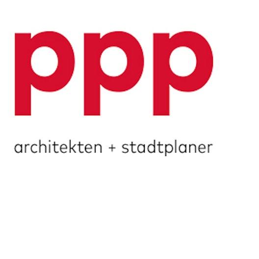 ppp architekten + stadtplaner