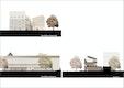 Ansichten/ Schnitt Mensa-/ Werkstattgebäude © gernot schulz : architektur + Topotek 1