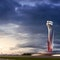 Istanbul New Airport's Air Traffic Control Tower ATC