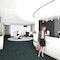 Bürogebäude Krefeld Innenraumplanung + Designkonzeption