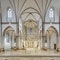 Umgestaltung Pfarrkirche St. Laurentius, Senden