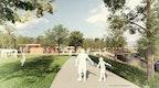 Stefan Fromm Landschaftsarchitekten | Hähnig + Gemmeke Freie Architekten BDA Perspektive Bürgerpark