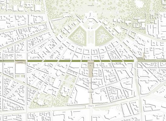 Leitidee - Städtebauliche Konzeption