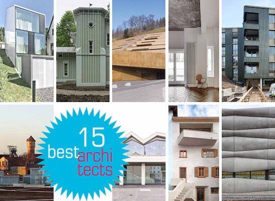Auszeichnung in Gold, Wohnungsbau / Einfamilienhäuser: Neun Auszeichnungen in Gold