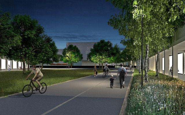 Freiham Nord | Masterplan Planungsworkshop Beleuchtungskonzept