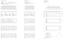 Grundrisse und Ansichten Typ Blockhaus